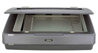 Epson Expression 11000XL - Scanner formato A3